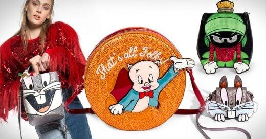 10 Bolsos de los Looney Tunes que te harán volver a querer ser niña
