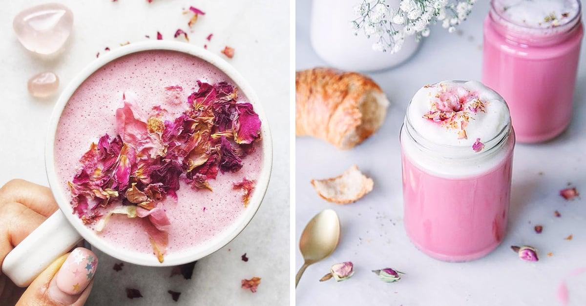 Pink Latte es el café rosa del que todos están hablando en Ins