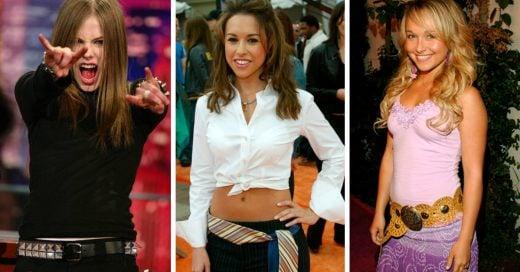 15 Cinturones que toda chica cool uso en los 2000