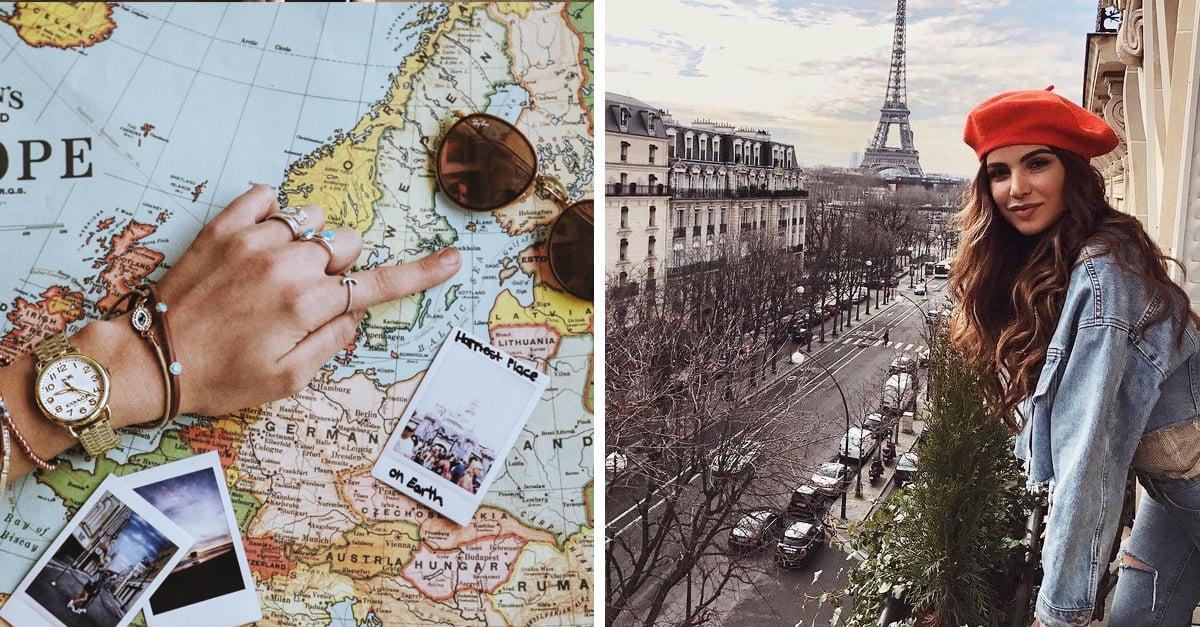 15 Consejos para que comiences a planear el viaje de tus sueños