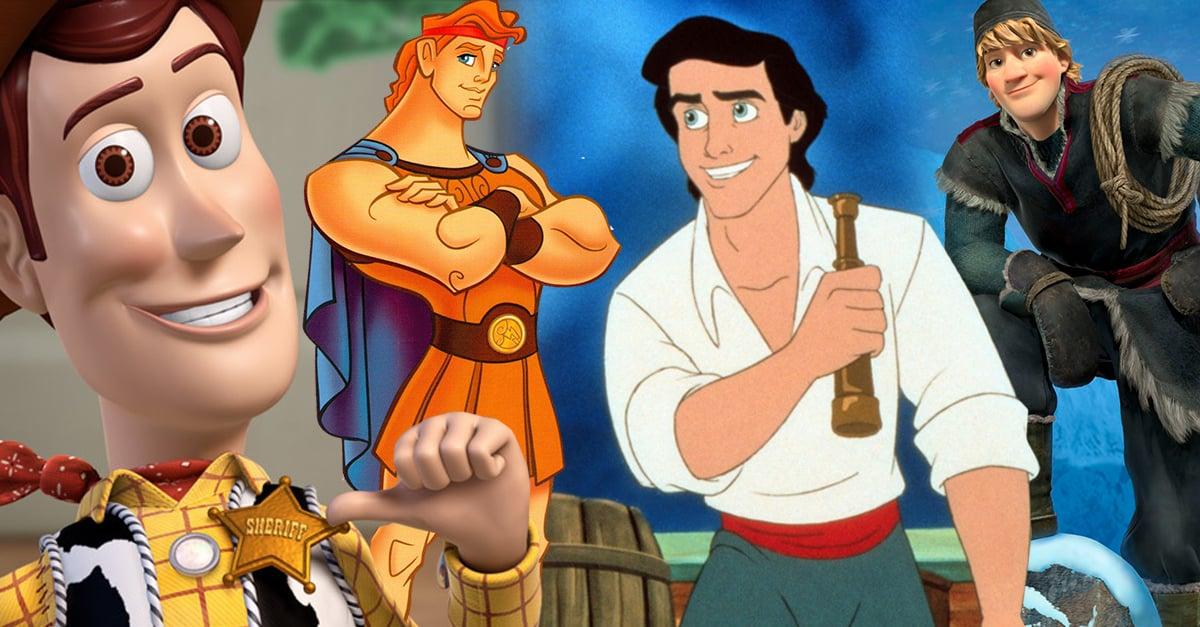 Chicos Disney que nos encantaría que fueran nuestros novios