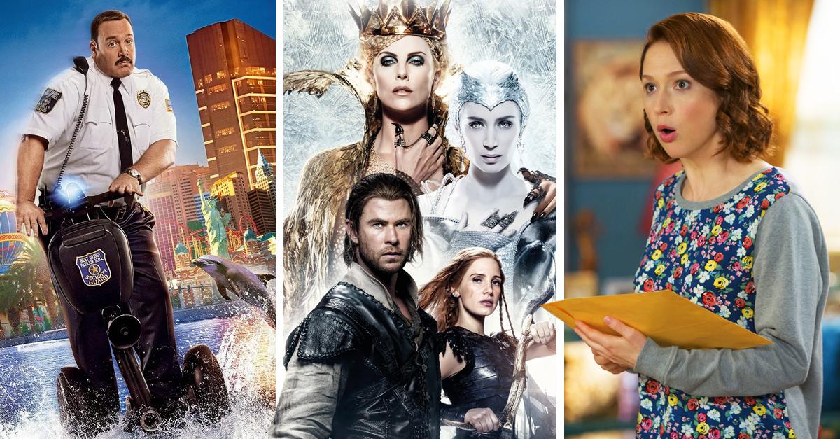 Las películas que llegan y se van de Netflix en mayo