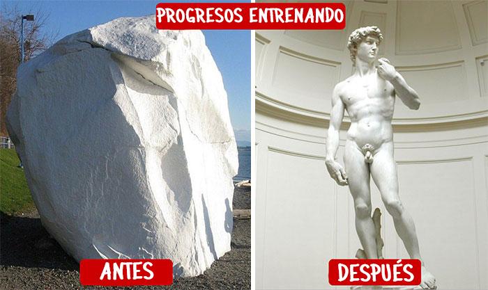 falso progreso