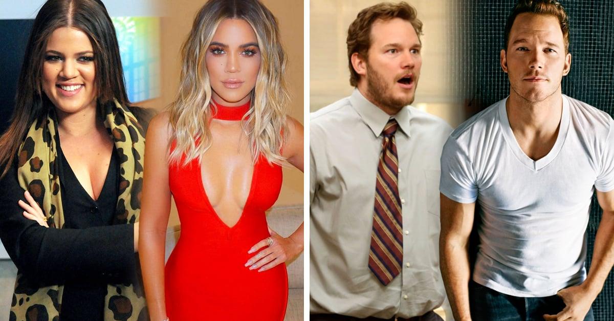 5 Celebridades que cambiaron radicalmente su estilo