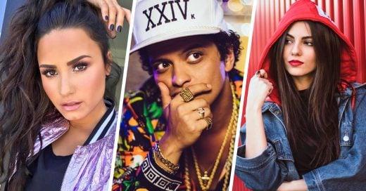 15 Celebridades que no sabías que tienen raíces latinas