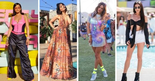 15 Looks que las famosas usaron en Coachella y vas a querer copiar