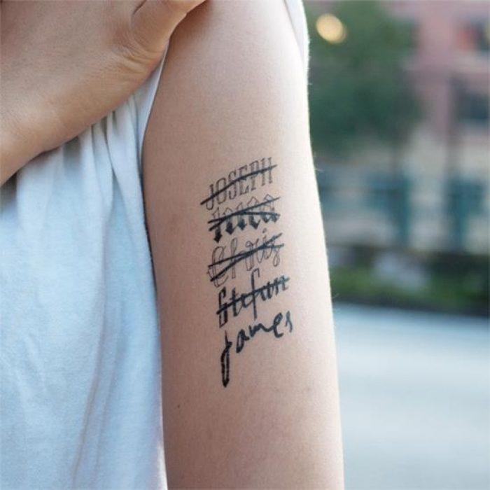 tatuajes de exparjeas