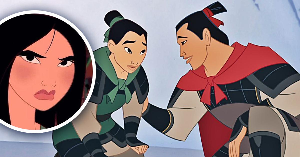 Disney elimina a Li Shang de la versión live-action de Mulan y nuestro corazón está roto