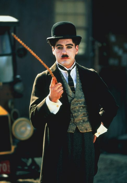 robert downey jr chaplin