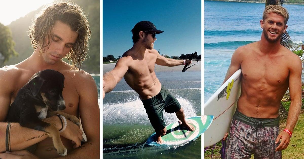 15 Sexis surfistas que te inspiraran a meterte a las olas