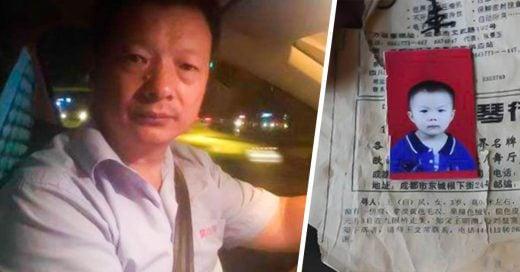 Este hombre se convirtió en taxista para encontrar a su hija desaparecida