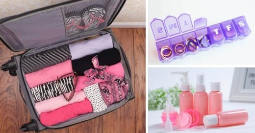 organizar maleta