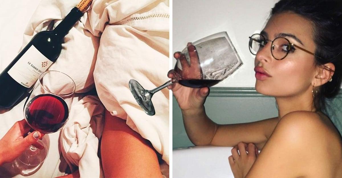 Tomar dos copas de vino tinto por las noches te hará perder peso