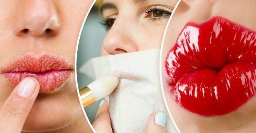8 Tutoriales para conseguir unos labios perfectos