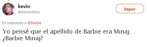 tuits de barbie