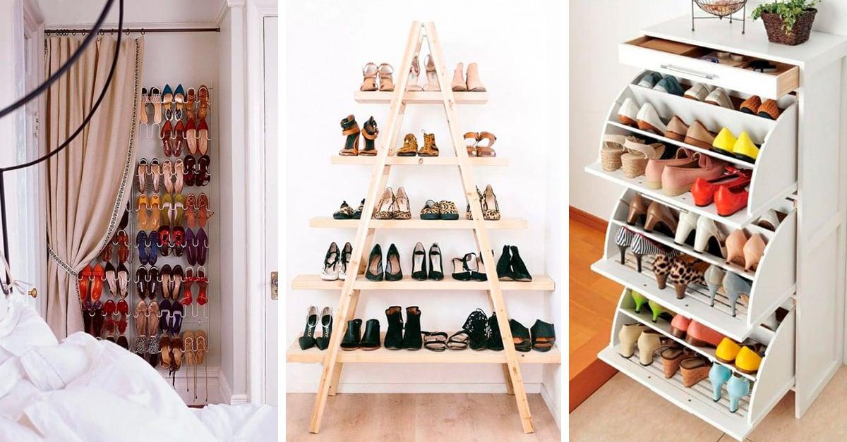 En 15 Todos Zapatos Organizar Dormitorio Tus Para El Ideas HEDW2IY9