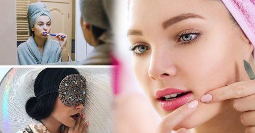 5 Cosas que probablemente te provocan acné, y no tenias idea
