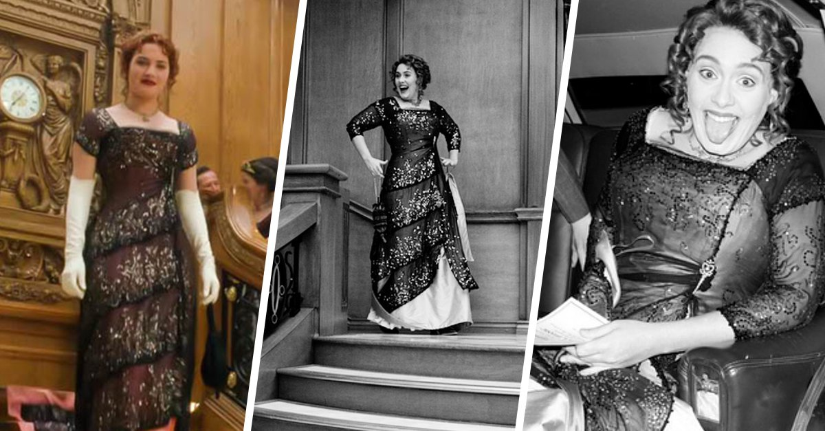 "Adele Had A ""Titanic""-Themed 30th Birthday Party And The Photos Are Absolutely Stunning"