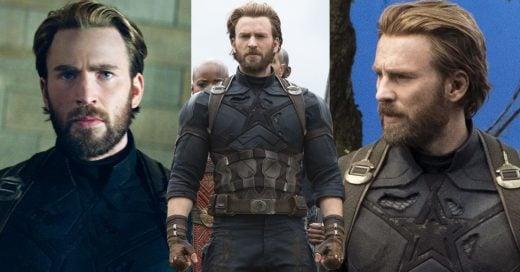 La nueva barba del Capitán América es lo más importante de 'Avenger: Infinity War'