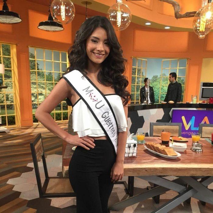 Lupita Valero concursante de Mexicana Universal