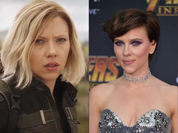 Personaje de la película de Marvel Avengers: Infinity War