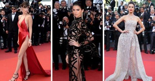 Los 21 vestidos más sexis y deslumbrantes que han desfilado por la alfombra roja de Cannes