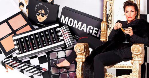 Kris Jenner lanza línea de maquillaje y tiene el sentido del humor de la 'mamá Kardashian'