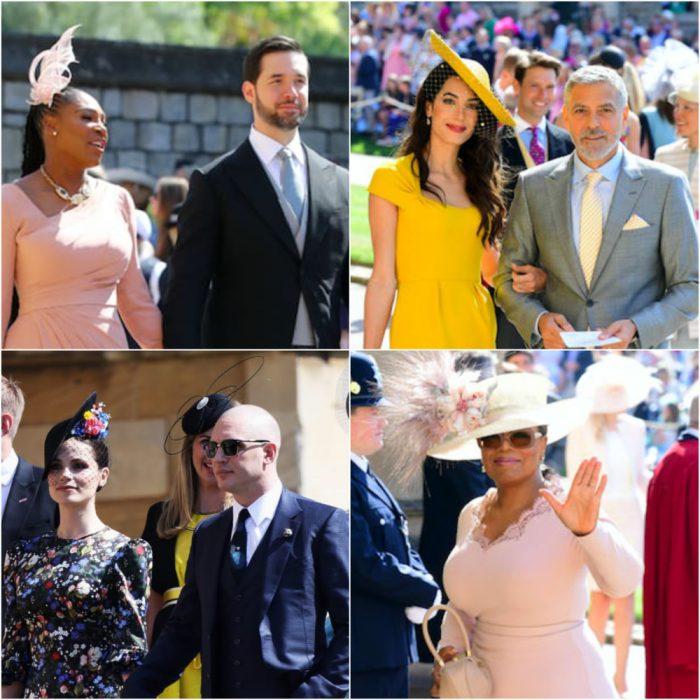 invitado a la boda real