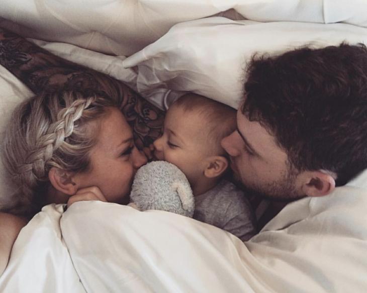familia dormida