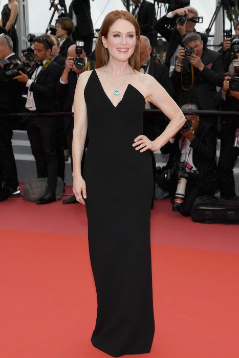 Juliane Moore en Cannes