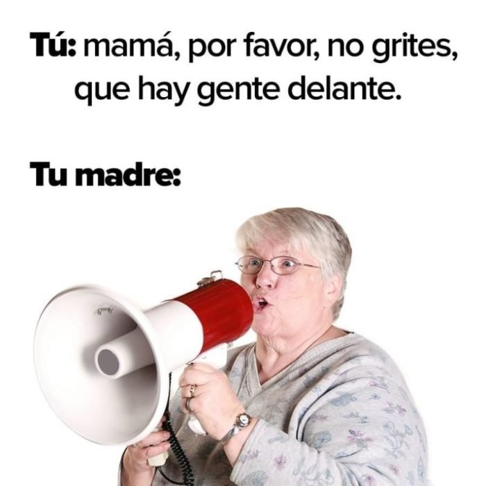 Memes que definen a todas las mamás