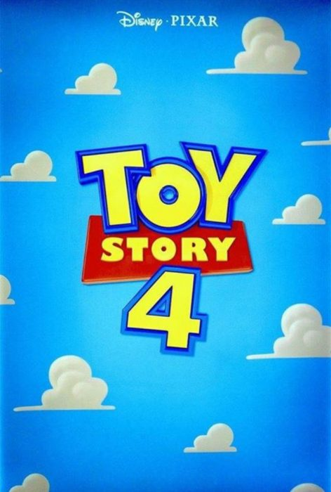 Poster de Toy Story 4