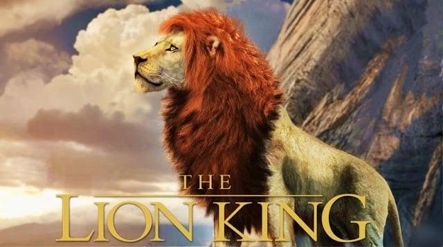 poster de El Rey León