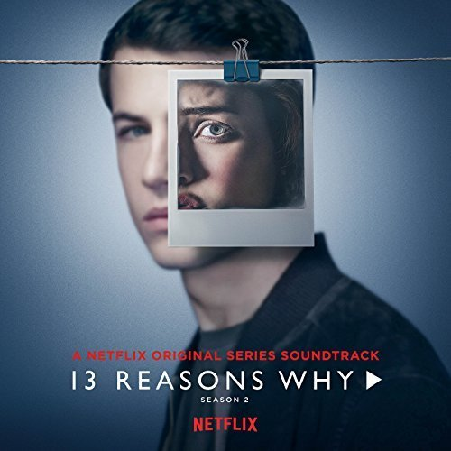 poster de la segunda temporada de 13 reasons why