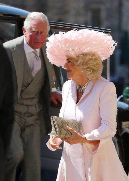 Camilla duquesa de Cornwall
