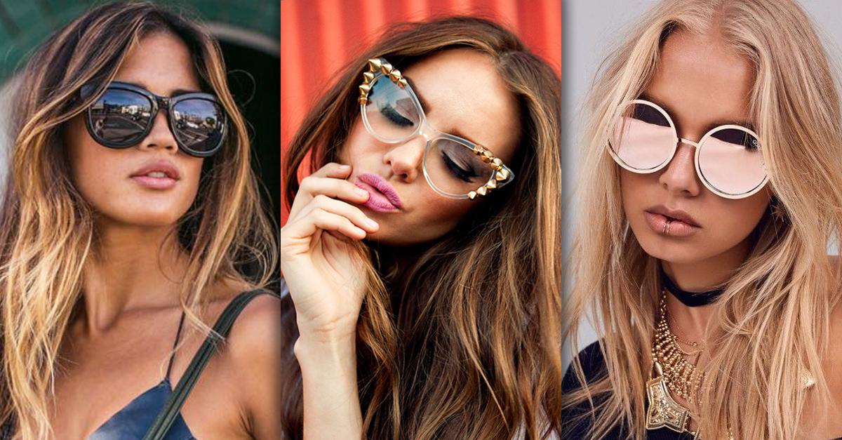 06e0946c1d Usa las gafas que realcen tu belleza según tu tipo de rostro