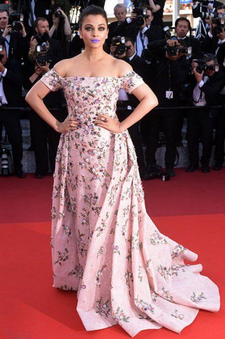 aishwarya rai vestidos cannes