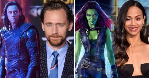 Así es como luce el elenco de Infinity War en la vida real