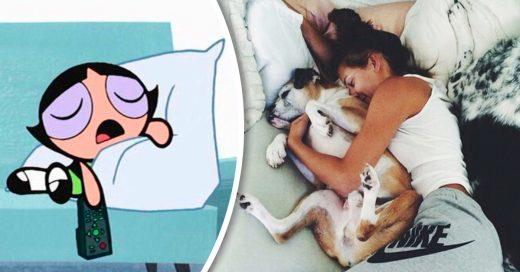 Dormir todo el fin de semana alarga tu probabilidad de vida; prepárate para un día en pijama