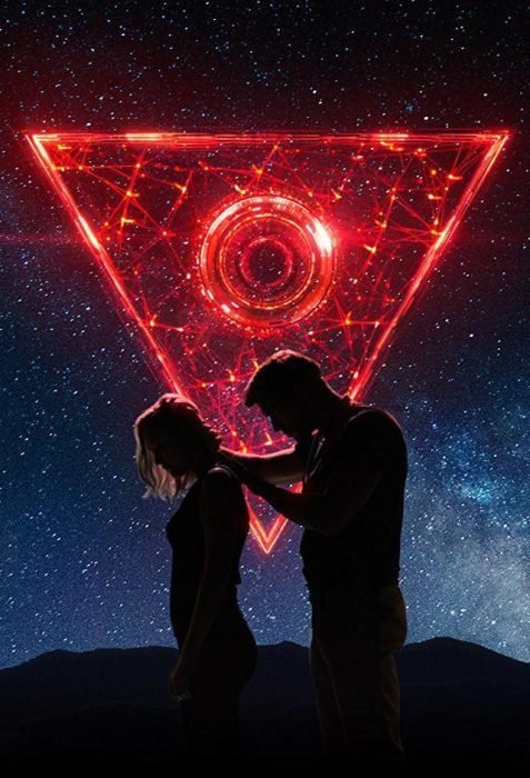 Poster de la película TAU