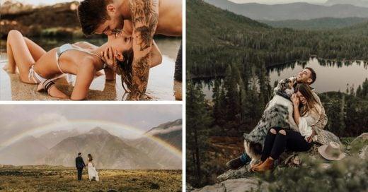 25 Fotografías de compromisos ganadoras del concurso anual 2018