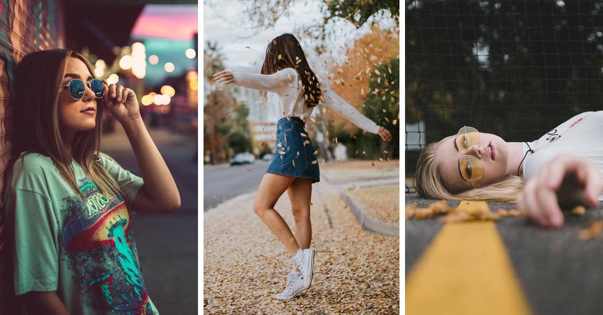 15 Poses para fotografías que tienen que practicar tú y tu mejor amiga