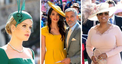 Los 15 sombreros más extravagantes de la boda real