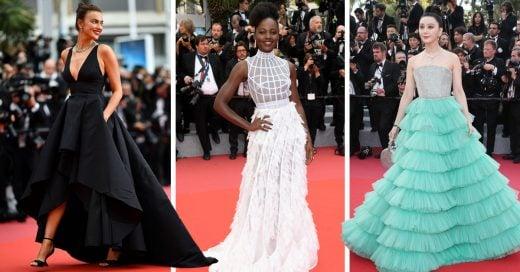 Los 15 mejores looks de las famosas en el Festival de Cannes del 2018
