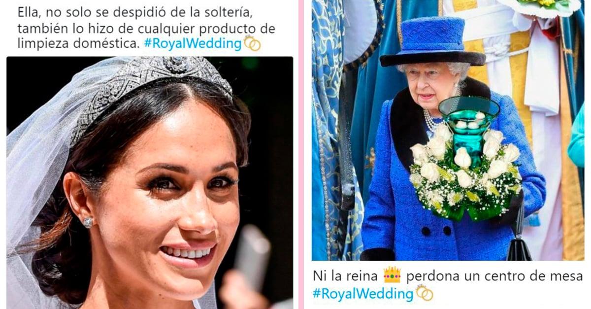 15 Memes que demuestran que ni las bodas reales son perfectas