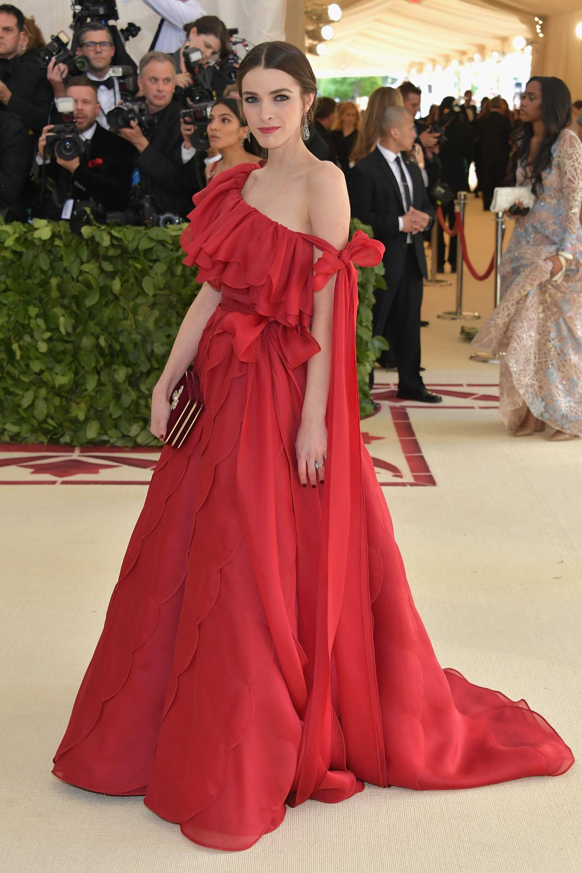 kim kardashian met gala 2018 photos