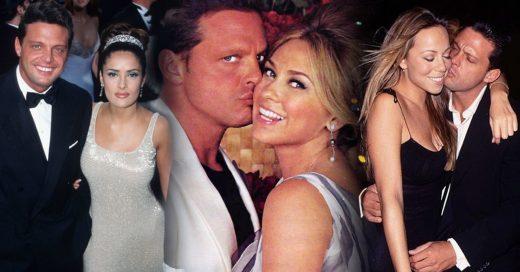 Ellas son las novias que cambiaron la vida de Luis Miguel