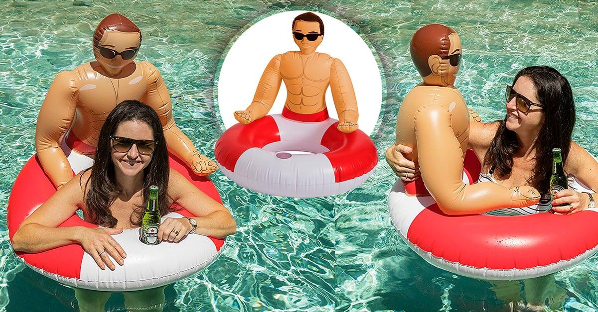 El novio flotador que todas quieren para este caluroso verano