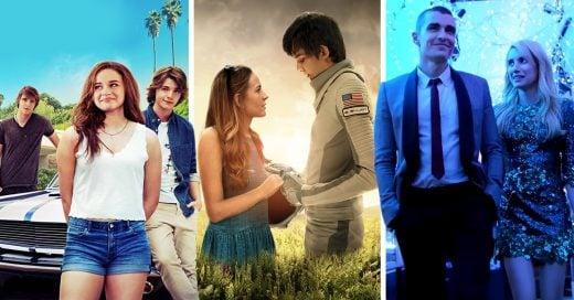 15 Películas de Netflix perfectas para pasar un fin de semana en pijama