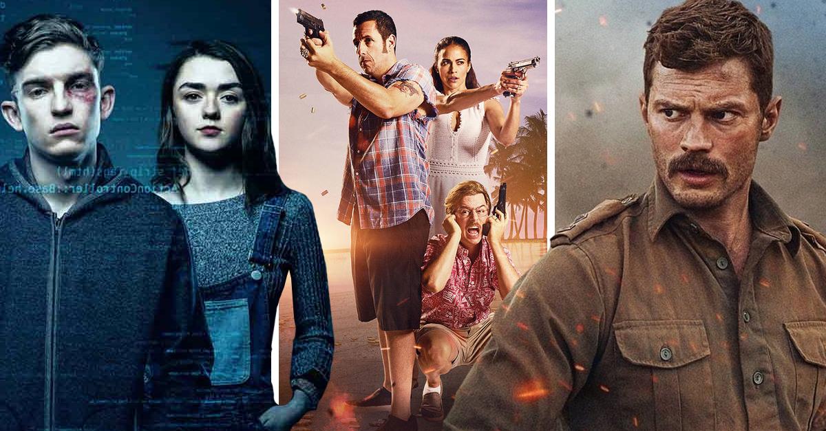15 Películas originales de Netflix que probablemente aún no has visto